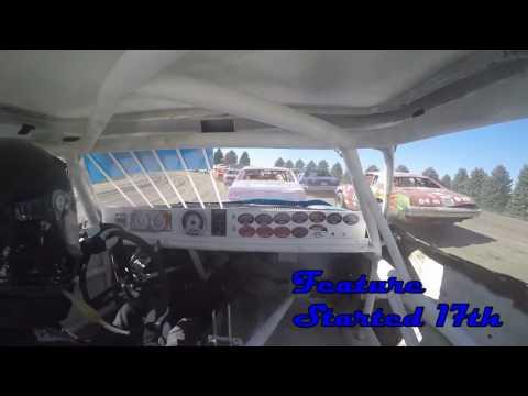 #85 Dacotah Speedway Hobby Stock Special 9-17-16