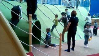 игровая площадка детская в  ИКЕА МЕГА Новосибирск Interesting cheap holidays in Novosibirsk