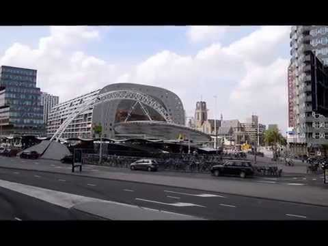 Rotterdam A Tourist Guide Holland Tour