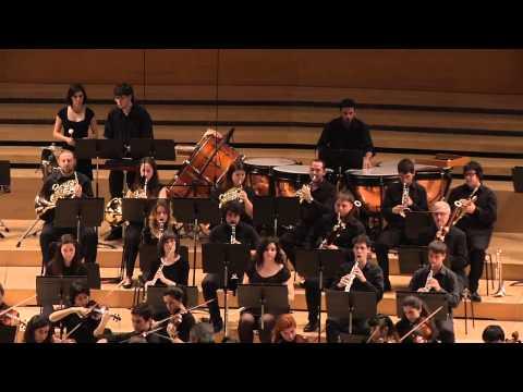 Concert a l'Auditori de Barcelona - Orquestra del CMMB