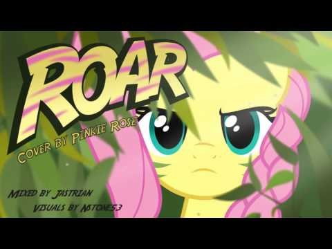 Roar (Fluttershy Cover)