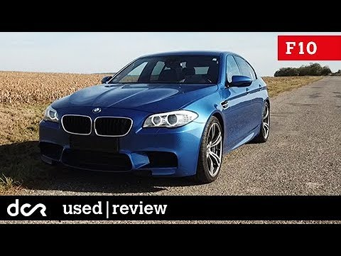 Buying a used BMW M5 (F10) - 2011-2017, Complete review with Common Issues