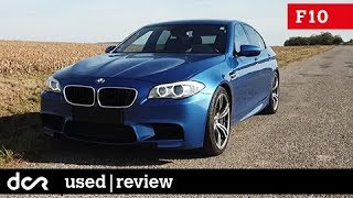 BMW M5 Saloon 2012 Videos