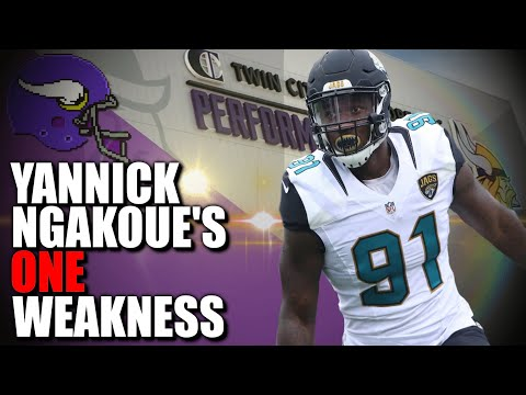 Yannick Ngakoue's ONE Weakness