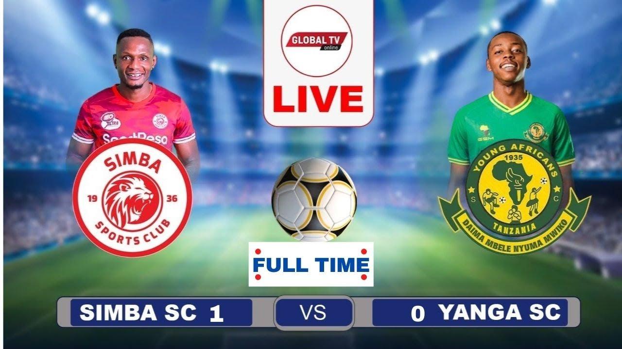 Download 🔴#LIVE: SIMBA SC vs YANGA SC FT ( 1 - 0 ) - FAINALI YA KOMBE LA SHIRIKISHO, LAKE TANGANYIKA KIGOMA