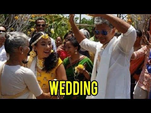 Milind Soman And Ankita Konwar Wedding In Alibaug | INSIDE PICS