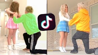 I Recreated Embarrassing Couple Tik Toks With My Boyfriend...