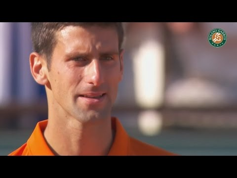 Thumbnail: Tennis emotions - Why this sport is so beautiful