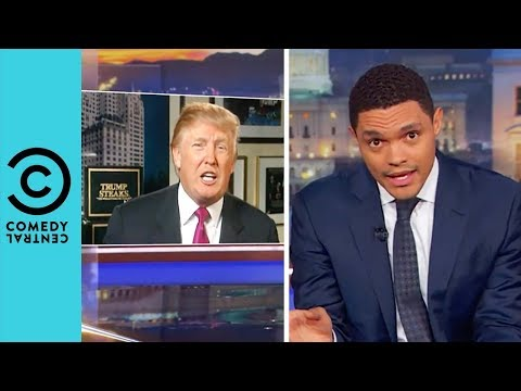 Trump Is About To Reshape America | The Daily Show With Trevor Noah