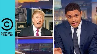 Donald Trump Is About To Reshape America | The Daily Show With Trevor Noah