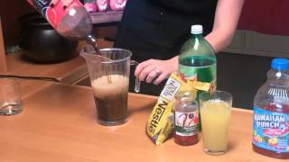 Easy Halloween Punch Recipe: Halloween Red Zombie Punch