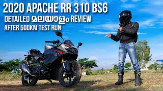 2020 Apache RR 310 Detailed Malayalam Review
