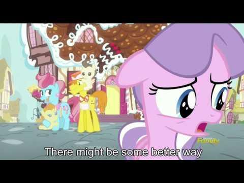 The Pony I want to be [With Lyrics] - My Little Pony Friendship is Magic