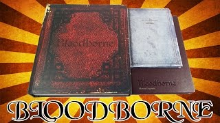 BLOODBORNE! - UNBOXING EDYCJA PRASOWA PS4!