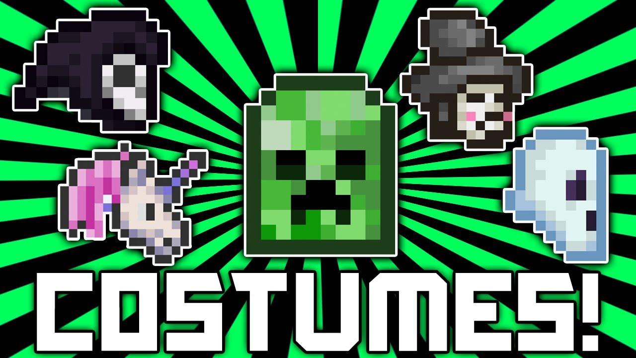 Terraria Halloween Costumes