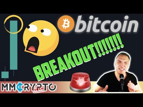 EXTREEEEEEME!!!! BITCOIN IS BREAKING OUT NOW TO THIS EXACT PRICE!!!!!!!! BULLRUN CONFIRMATION!!?