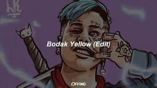 Duki - Bodak Yellow (Letra)