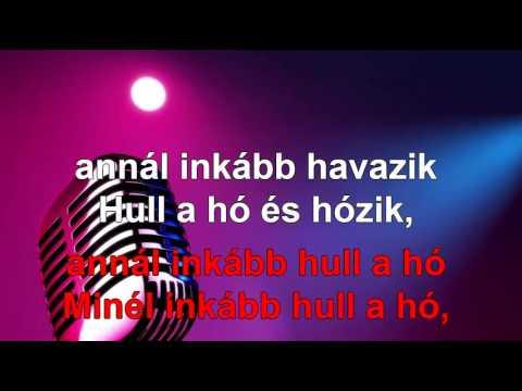 Halász Judit - Micimackó (Karaoke)
