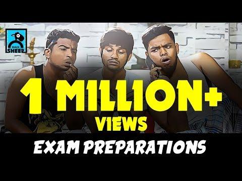 Exam preparations | Random Videos #1 | Black Sheep