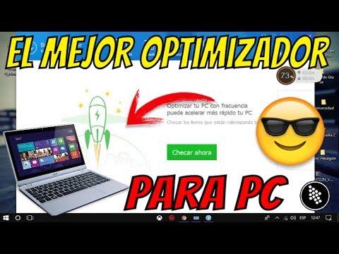 Descargar  El Mejor Optimizador para Pc con Windows 10,8.1,8,7,xp y Vista 2018