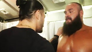 WWE's Braun Strowman provides update on Roman Reigns leukemia treatment