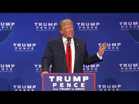 Trump on Trade, NAFTA | Election 2016