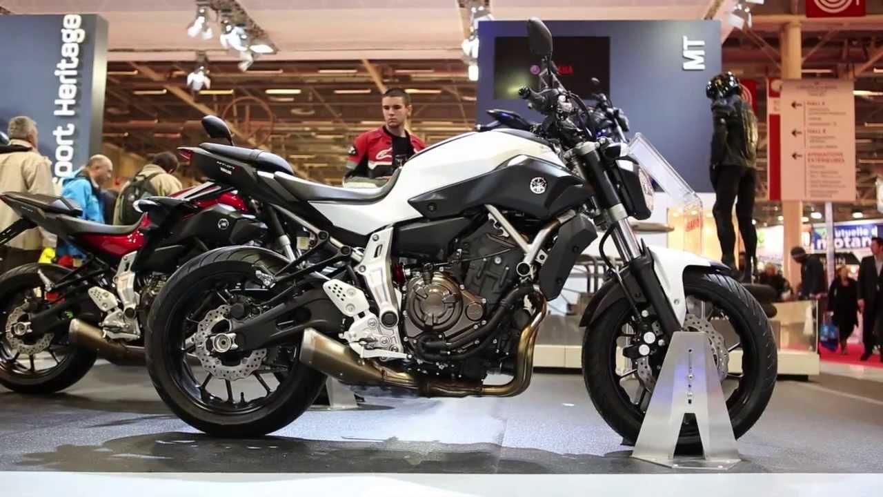 Yamaha mt 07 salon de la moto scooter et quad 2013 - Salon de la moto 2013 ...