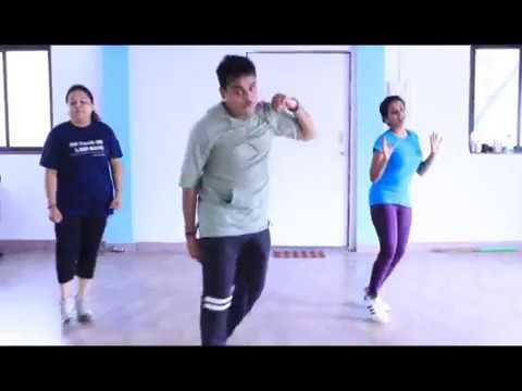 Houn Jau Dya / Bucket list / Marathi Movie/Madhuri Dixit/My Dance Academy /Group Dance