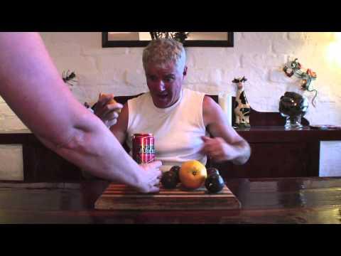 Rockstar Juiced Mango Orange Taste Test