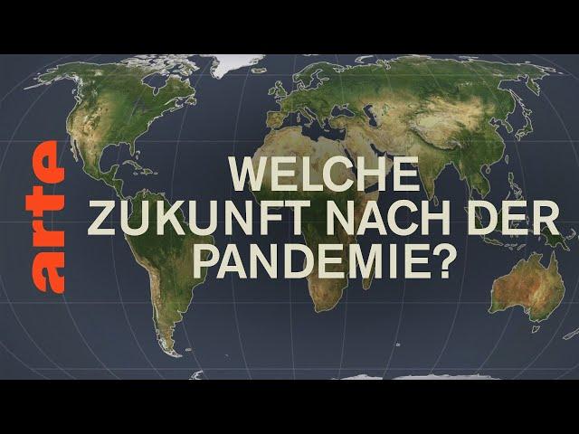 Tourismus - Welche Zukunft nach der Pandemie? | Mit offenen Karten | ARTE