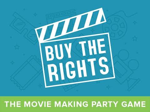 Buy The Rights Kickstarter Video