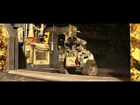 WALL•E  | Teaser Trailer | Official Disney Pixar UK