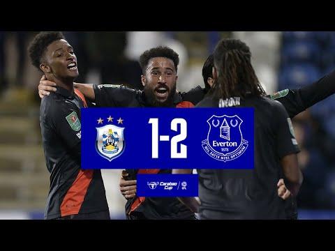 Huddersfield Everton Goals And Highlights