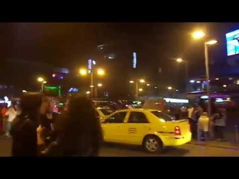 Quito, Ecuador - Nightlife in Quito!
