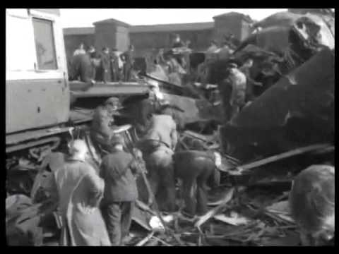 BRITISH STEAM RAIL DISASTERS