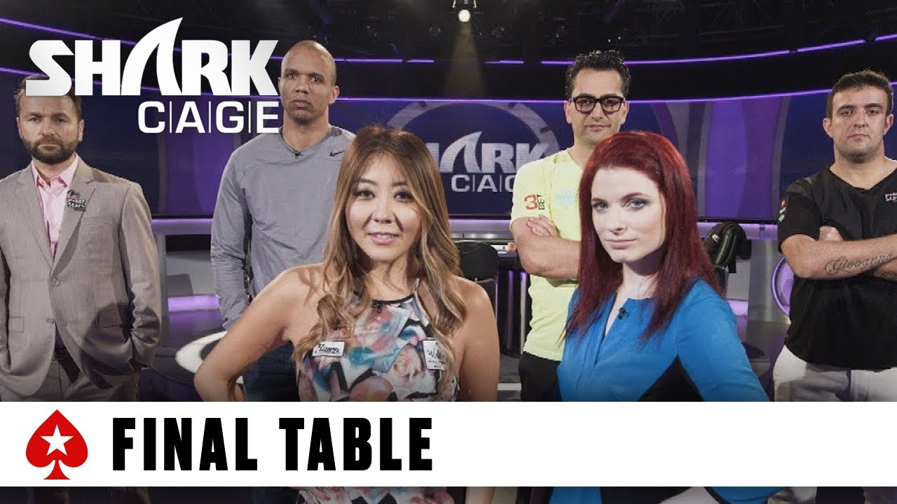 Download The PokerStars Shark Cage - Season 2 - Episode 13 - FINAL TABLE