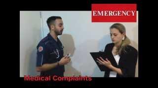 Prehospital to Hospital Handover (AMIST AMBO)