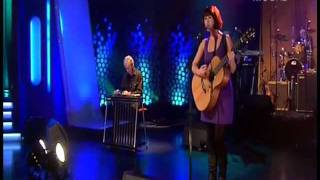 Ewan Cowley - with Kate Walsh on the Late Late Show, RTE. October 2010