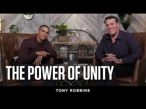 Uniting a Broken Country | Tony Robbins Podcast