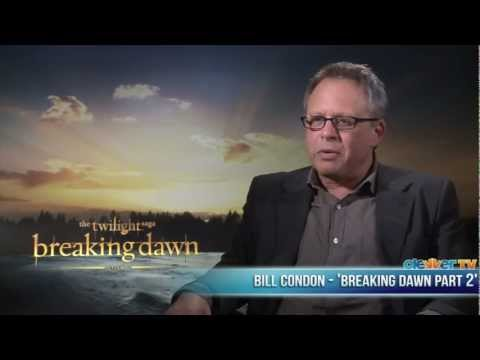 Bill Condon Talks Twilight Ending - Breaking Dawn Junket