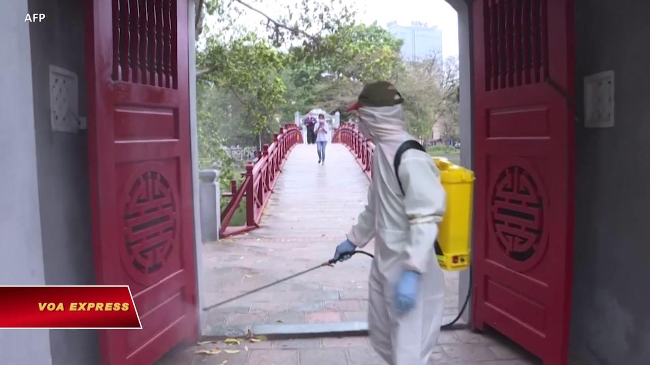 Khảo sát: Người Việt tin tưởng cách chính phủ kiểm soát dịch corona (VOA)