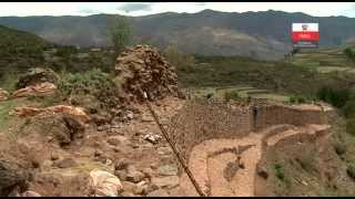 RESTAURACION  CENTRO ARQUEOLOGICO DE PUKARA ALTO - TIPON