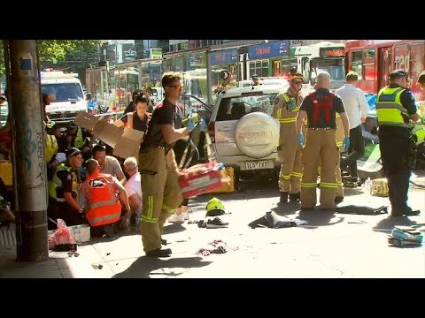 Melbourne Chaos | 9 News Perth