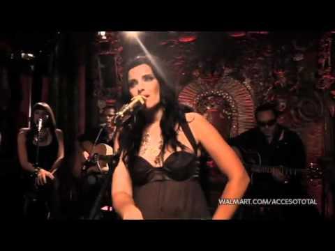 Nelly Furtado - I'm Like a Bird ( Acoustic live Walmart Soundcheck)