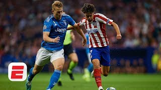 Juventus have to be concerned Atletico Madrid dominated them – Steve Nicol | UEFA Champions League