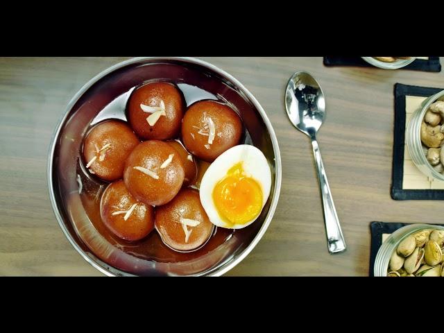 Egg Jamun- Vim Extra Anti Smell