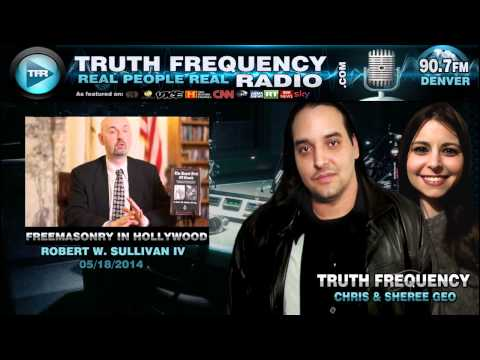 Masonic Symbolism in Hollywood Explained -  Robert Sullivan on Truth Frequency: Beyond The Veil