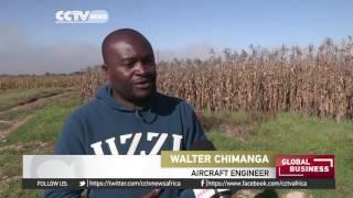 Academic farmers in South Africa calculate agrarian success recipe
