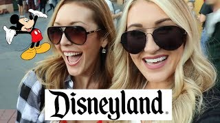 DISNEYLAND VLOG WITH BRIANNA K + WE MET OUR FIRST SUBSCRIBER! | Tara Henderson