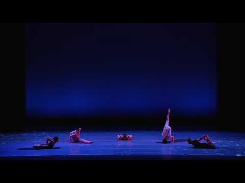 Movement Meditation -- an Ashtanga Yoga Demonstration/Dance | City Dance Spring Onstage 2016